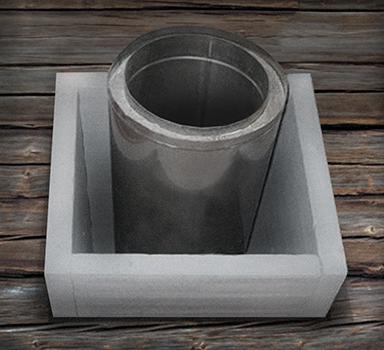 Как используется огнезащита «ИзолМакс» для печей и каминов?